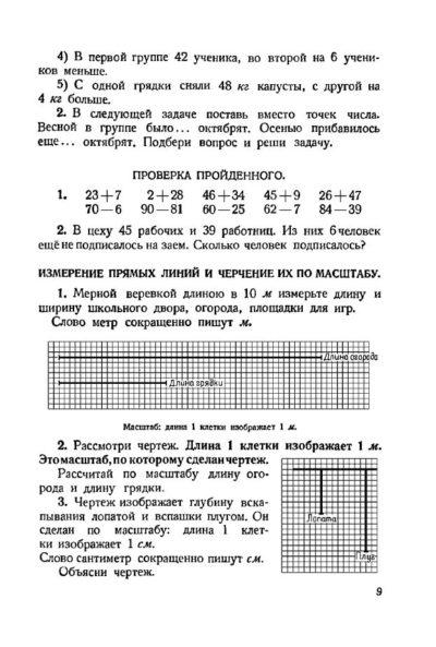 Учебник арифметики для начальной школы